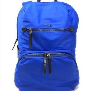 Tumi - Blue Cora Backpack